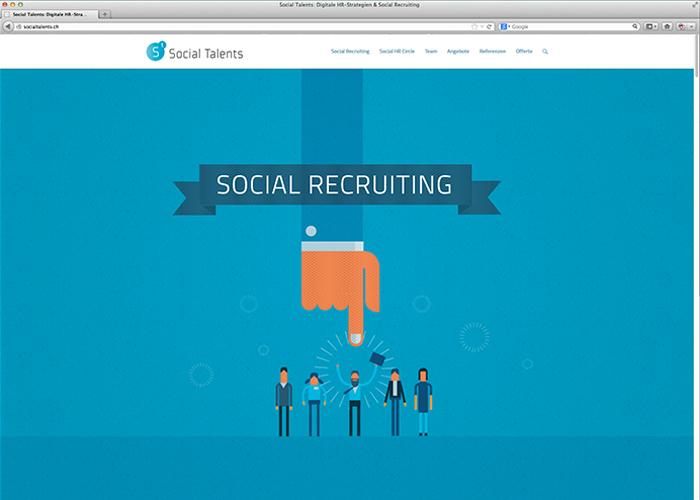 SocialTalents.ch - Social HR