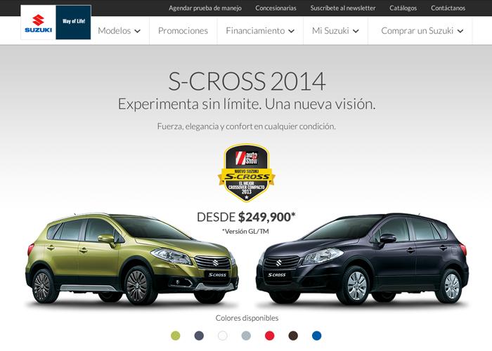 Suzuki Autos Mexico