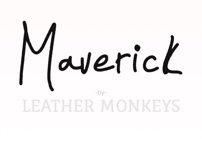 Maverick Jacket by Leather Monkeys