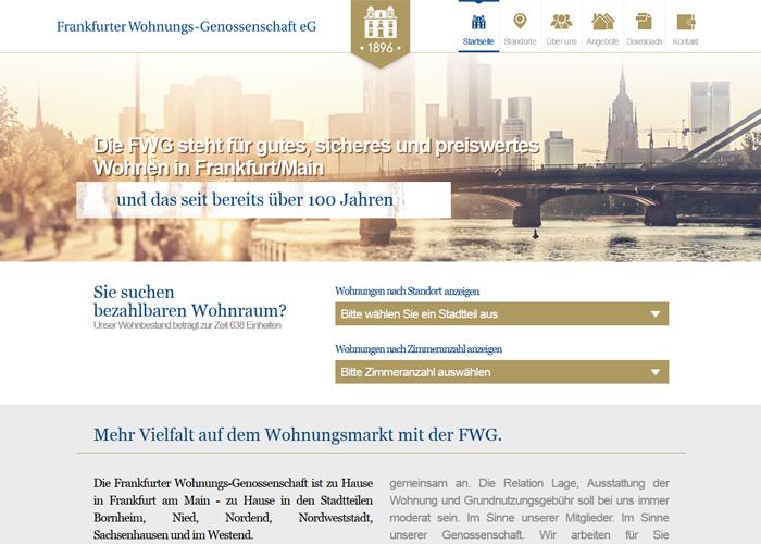 Frankfurter Wohnungs-Genossenschaft eG