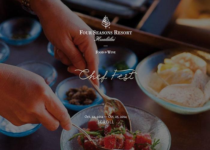 Chef Fest Hualalai