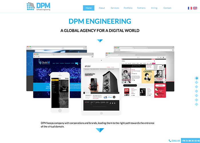 DPM Engineering