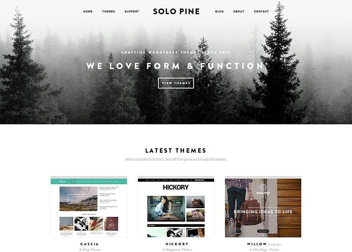 Solo Pine