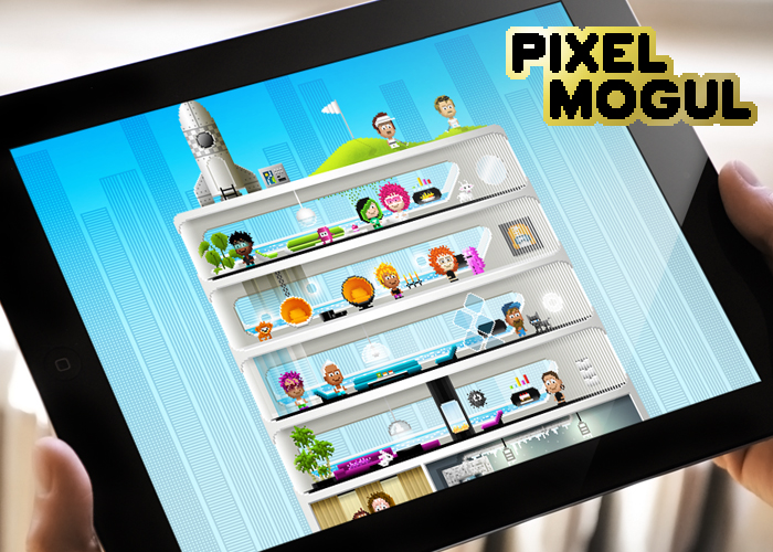 PixelMogul Game
