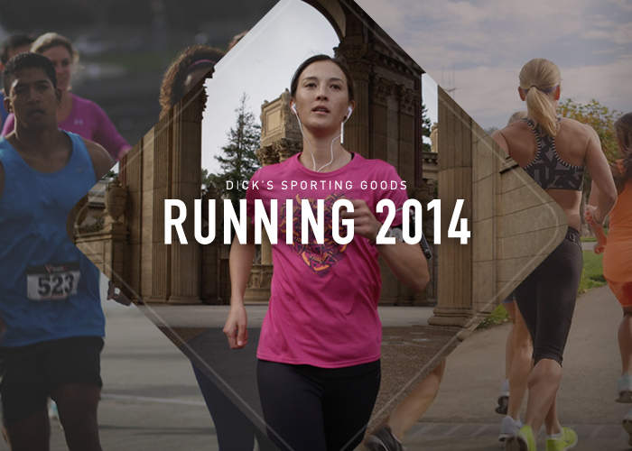 Running 2014 by DICK's Sporting Goods