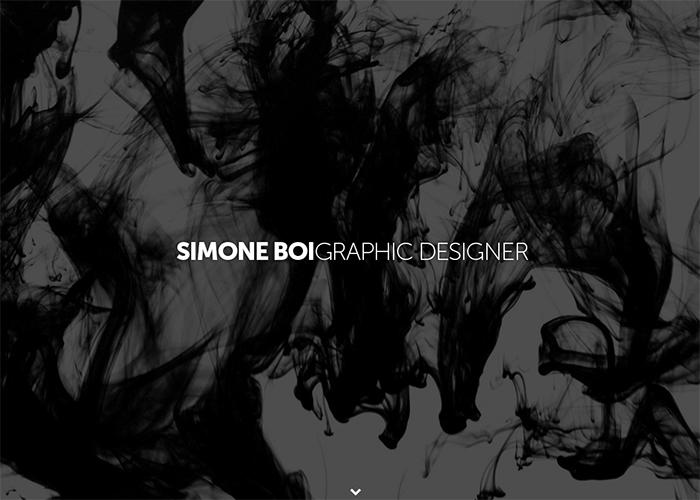 Simone Boi | Graphic Designer