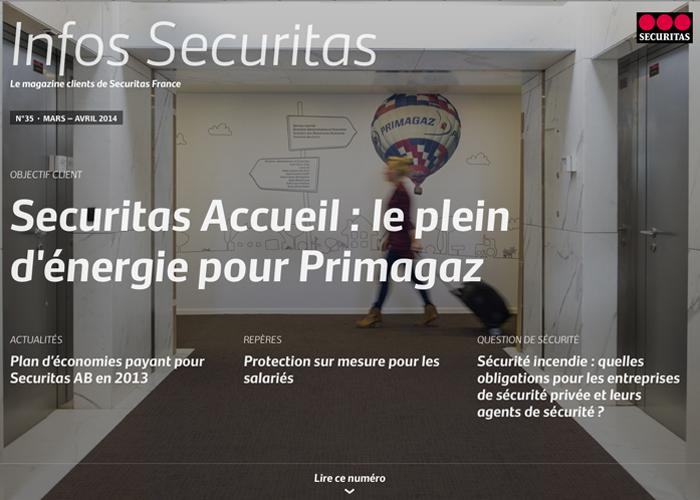Infos Securitas