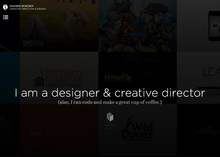 Shawn Borsky : Creative Director