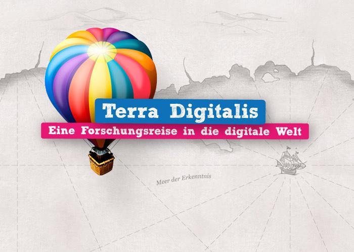 Terra Digitalis - Eine Forschungsreise