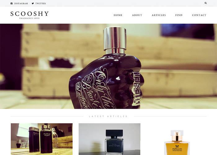 Scooshy - Fragrance & Perfume Reviews
