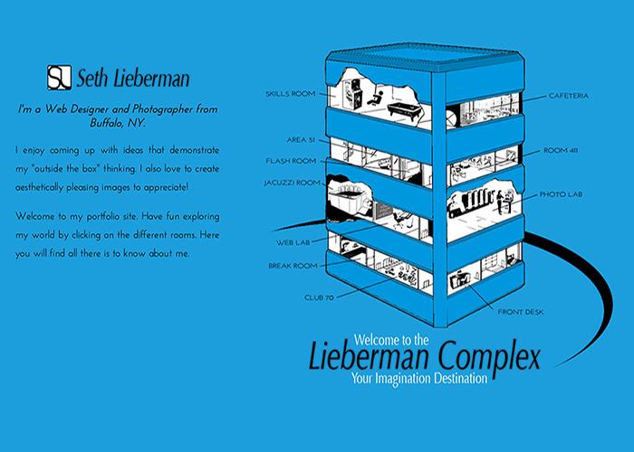 Seth Lieberman Portfolio