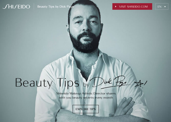 Beauty Tips by Dick Page