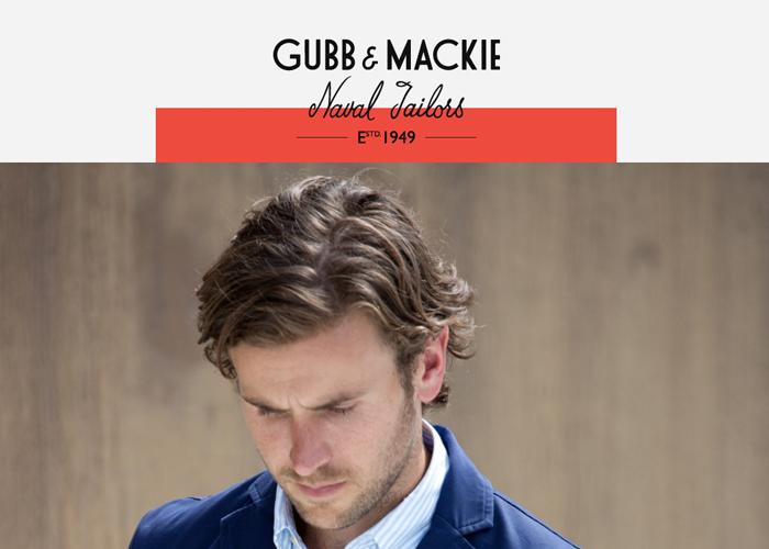 Gubb & Mackie Naval Tailors