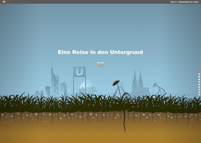 Terra X: Deutschland von unten