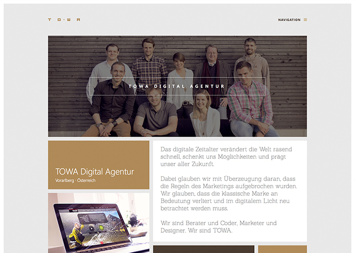 TOWA Digital Agency