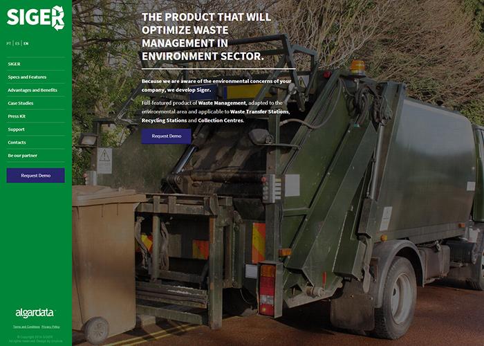 Waste Management System  - Siger