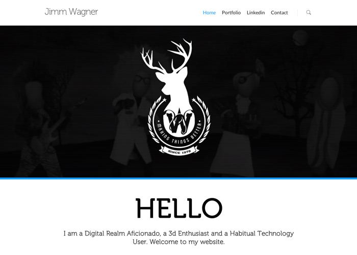 Jimm Wagner's Portfolio