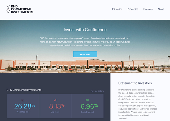 websites to invest in real estate