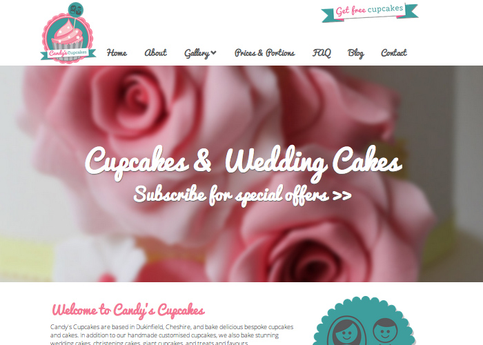 Candy's Cupcakes