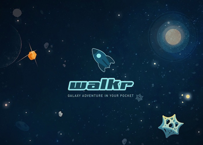 Walkr - Galaxy Adventure in Your Pocket