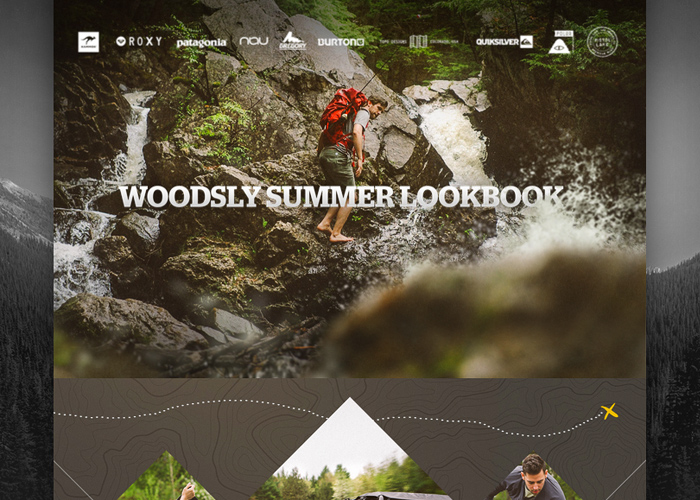 Woodsly Summer 2014 Lookbook