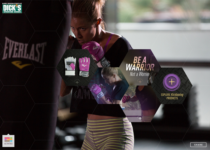 Women's Fitness 2014 by DICK's Sporting Goods