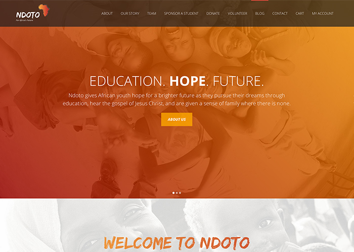 Ndoto: For Africa's Future