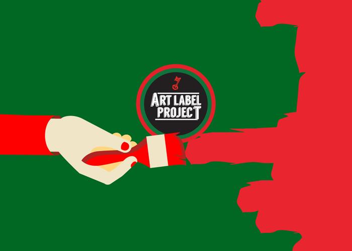 Art Label Project