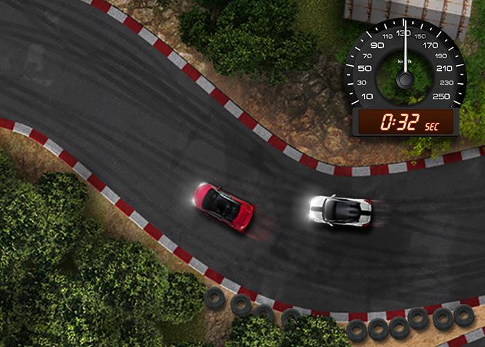 Peugeot RCZ TestRace