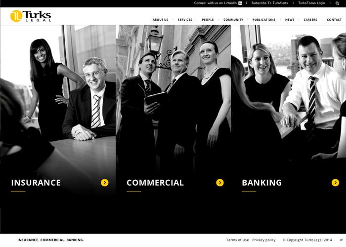 Turks Legal Website