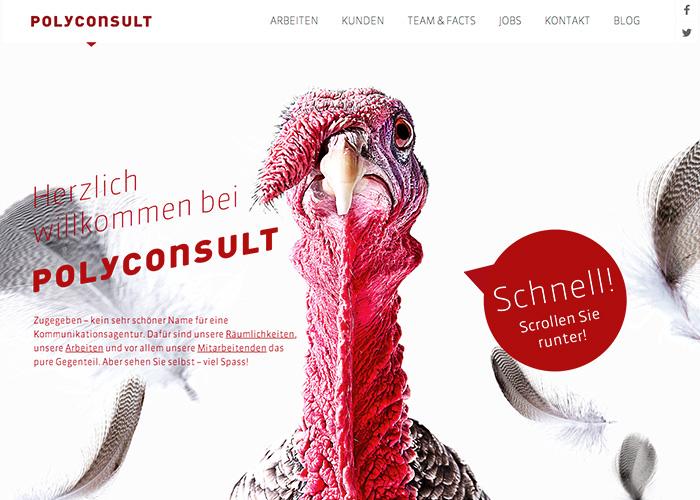 Polyconsult AG - Werbeagentur Bern