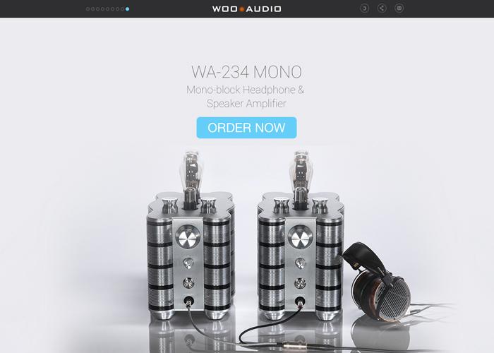 Woo Audio 234 Mono
