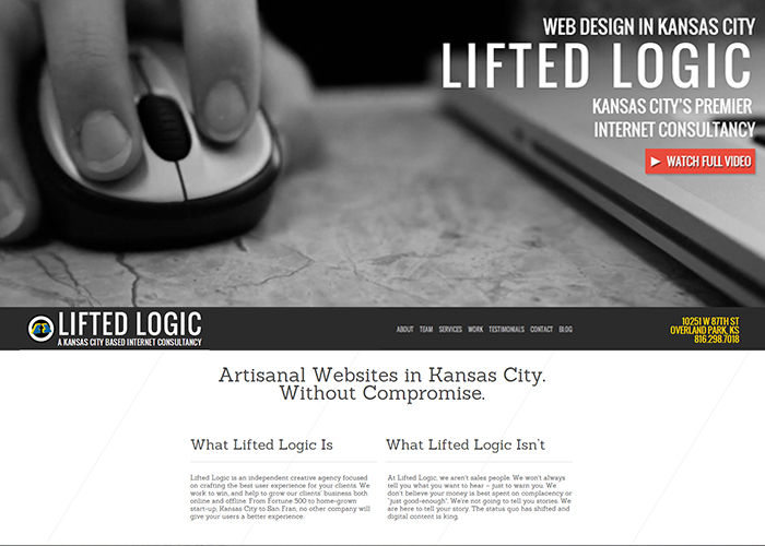 Lifted Logic- Web Consultancy