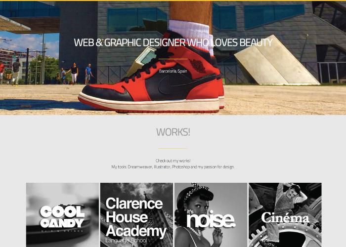 Marco Marino | Web & Graphic Designer - Awwwards Nominee