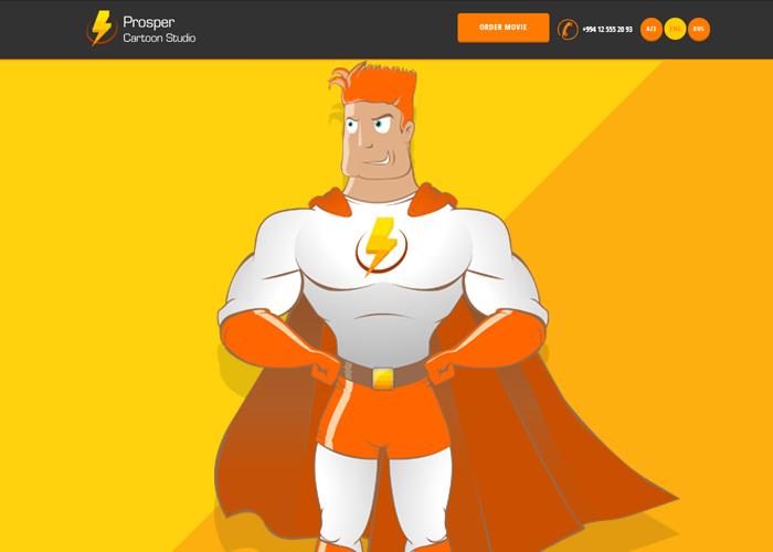 Prosper Cartoon Studio