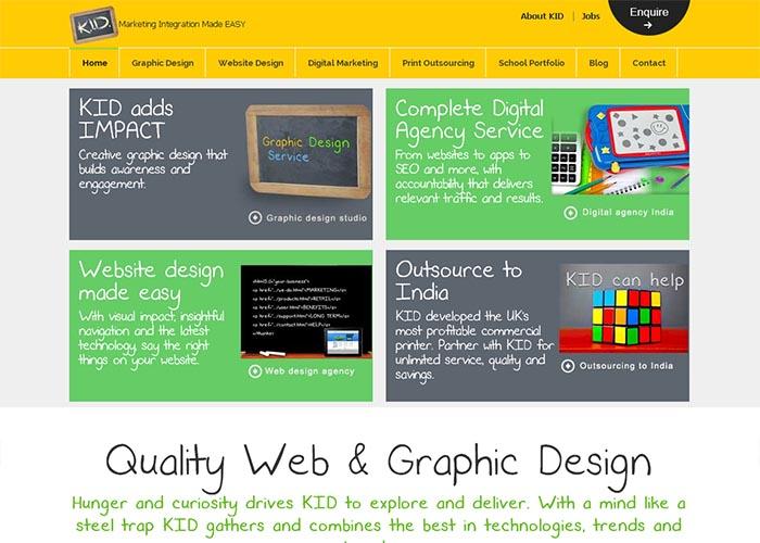 KID Web and Graphic Design