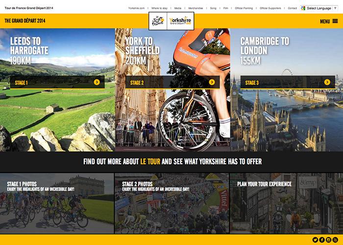 Tour de France Grand Départ 2014