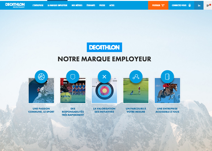 Decathlon Recruitment