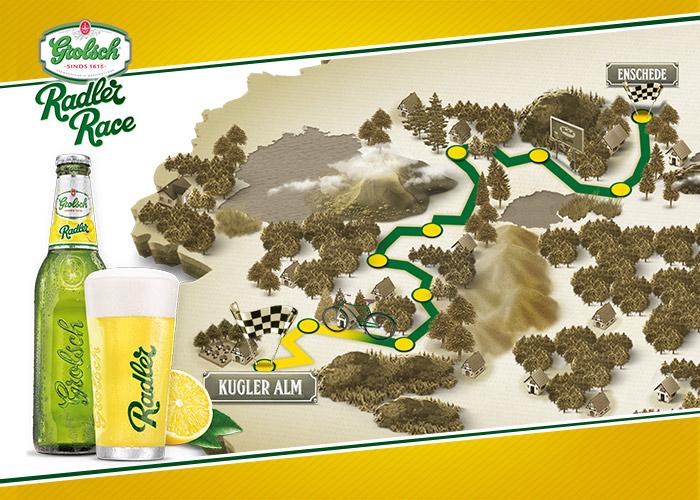 Grolsch Radler Race