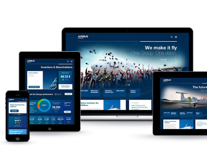 Airbus Group Corporate Website