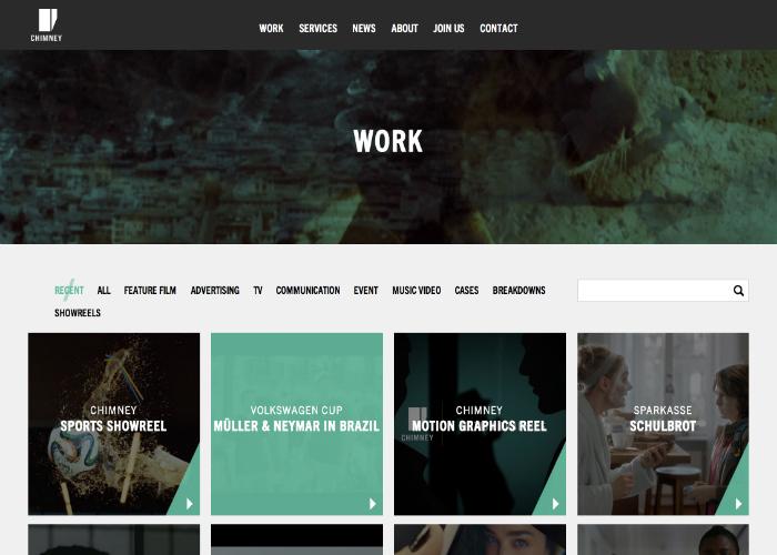 Chimney - World's Premier Creation Agency