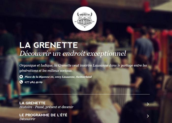 La Grenette de Lausanne