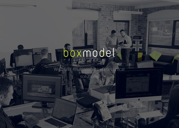 Boxmodel digital media