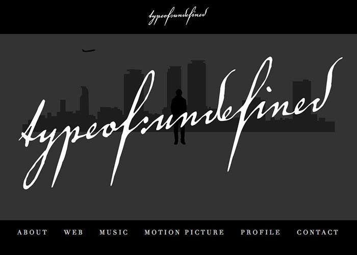 typeof: undefined