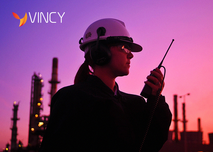 Vincy - Industrial Photography