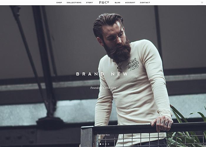 P&Co. Clothing