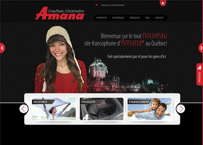 Amana CAC - Quebec