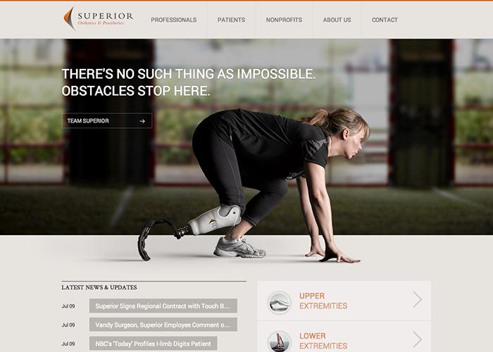 Superior Orthotics & Prosthetics