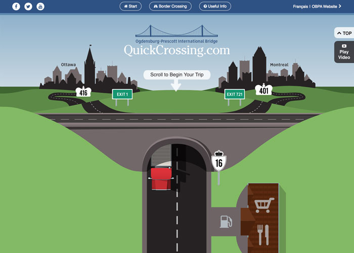 QuickCrossing.com