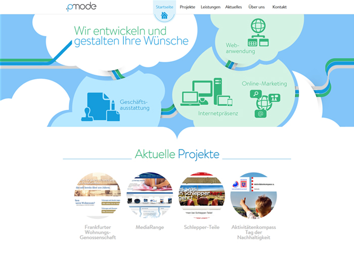 pmode website
